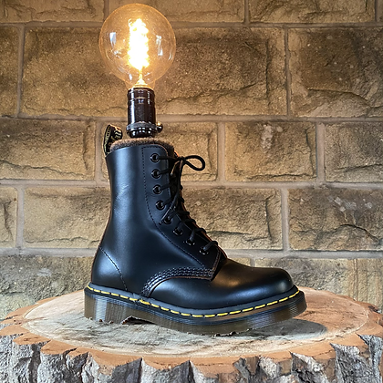 The Black Dr Marten