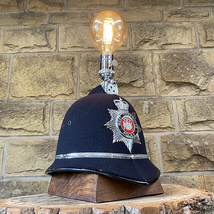 The Police Lamp - West Yorkshire