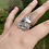Thumbnail: Norwegian Sugar Tong Ring