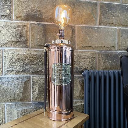 The Simplex Fire Extinguisher
