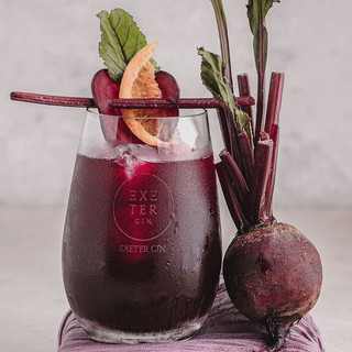 Beetroot Bloody Ginny