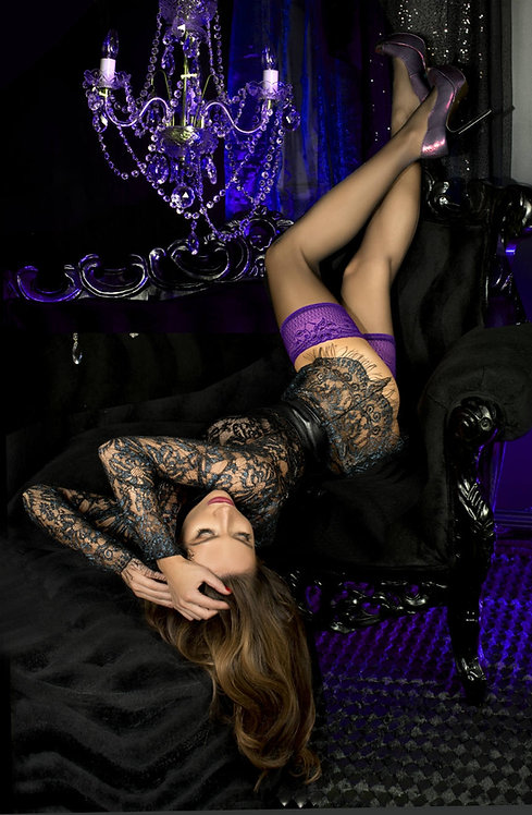 Ballerina 501 Black