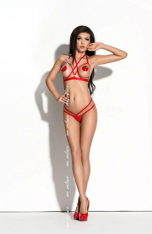 Ginette Red Set