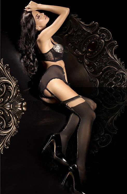 Ballerina 289 Stockings Nero (Black)