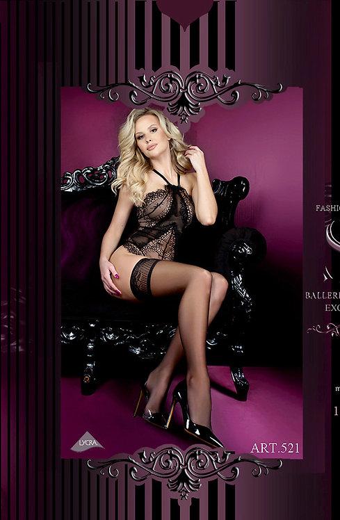 Ballerina 521 Black