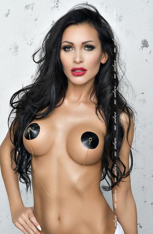 Black Nipple Covers