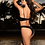Thumbnail: Mapale Black Two Piece Swimsuit