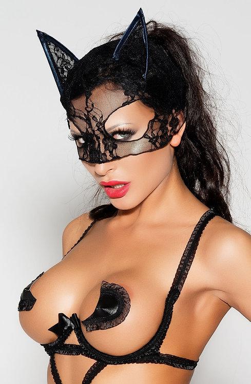 Me Seduce Me Seduce MK04 Mask Black