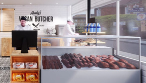 UK's first vegan butcher shop opens on World Vegan Day