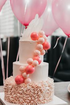 YEG BOSS BABES Event Food Cake Corporate