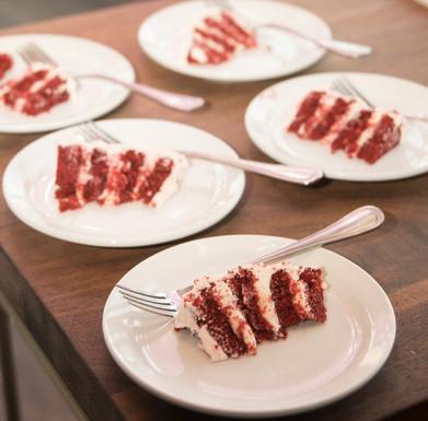 YBB Edmonton Catering Cake Food Event Planning