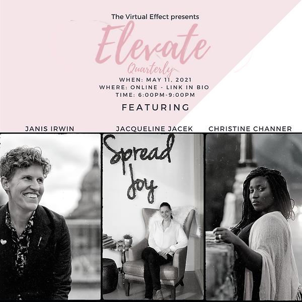 New Elevate Quarterly Instagram Edmonton