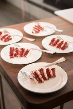 YEG Boss Babes Edmonton Event Food Cake.