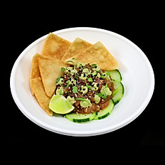 TARTAR OF THE DAY: (see daily menu)