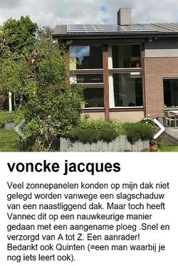 Vannec Referentie Architect