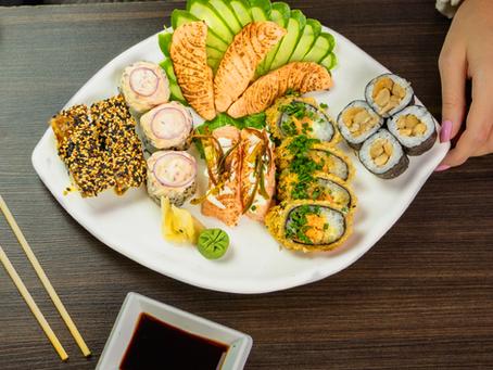 Sushi na gravidez: mitos e verdades.