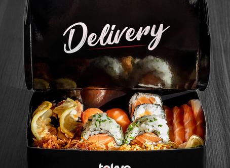Delivery Tokyo: novidades para você.