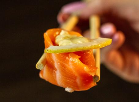 5 erros que você comete ao comer sushi.