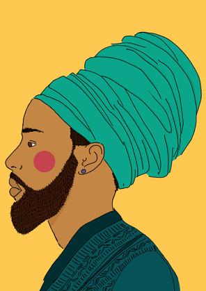 Maite Prince - afropunk illustration