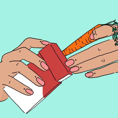 Maite Prince - organic carrot