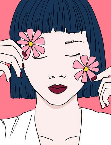 Maite Prince - Flower girl design