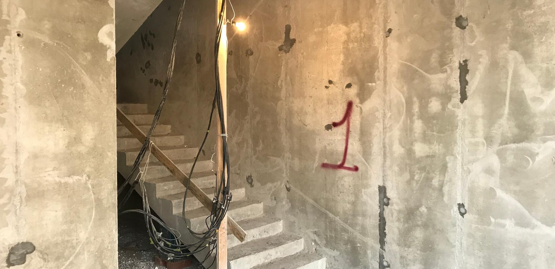 Переходная лестница