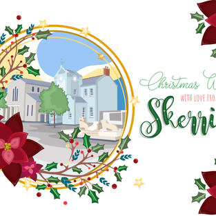 Skerries Town Centre Card