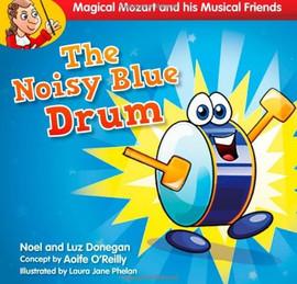 'The Noisy Blue Drum'