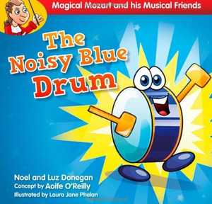 'The Noisy Blue Drum'