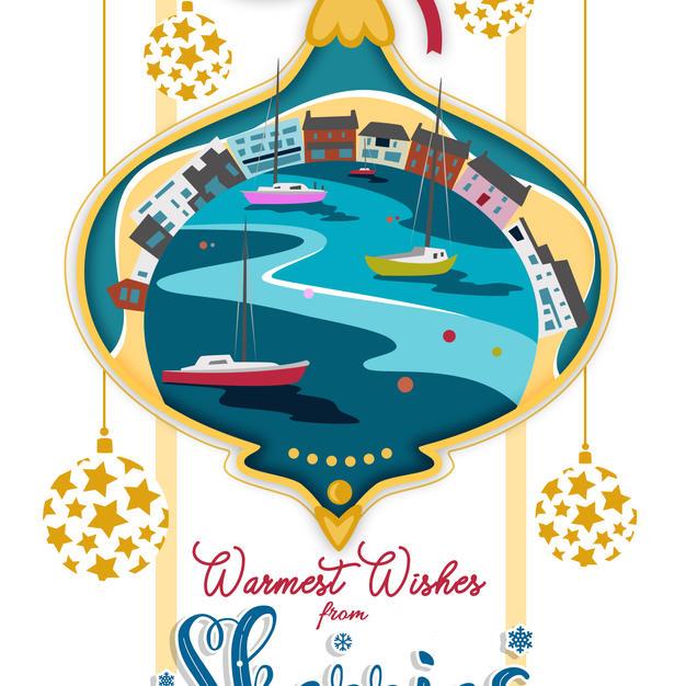 Skerries Harbour Card