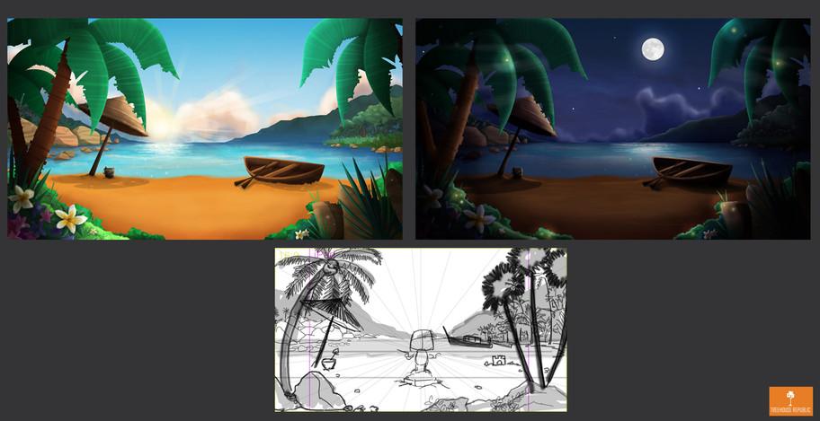 Game Art Concept