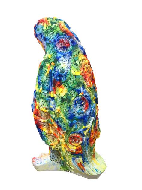 De Mozaïek Pinguïn