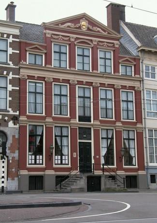 Restauratie CJMV gebouw, Den Haag.