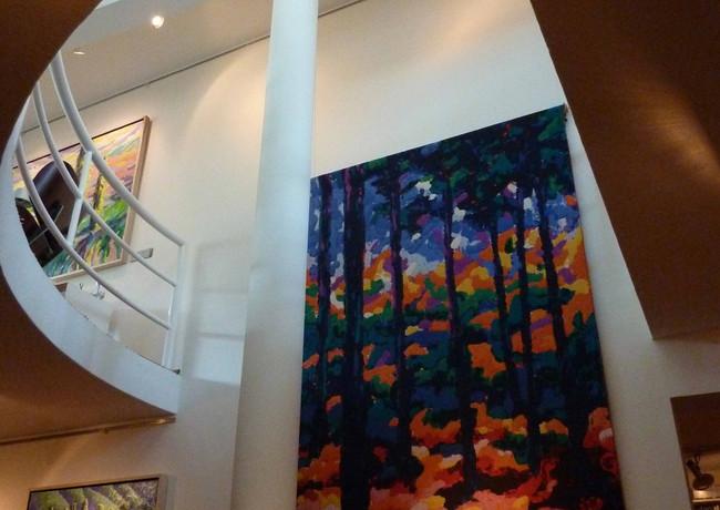 Woonhuis, kantoor en Art Gallery, Den Haag.