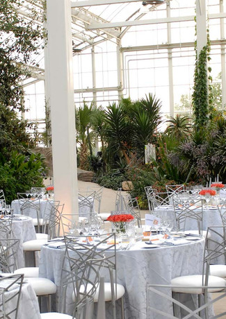 RHS Wisley Botanische kas, Londen.