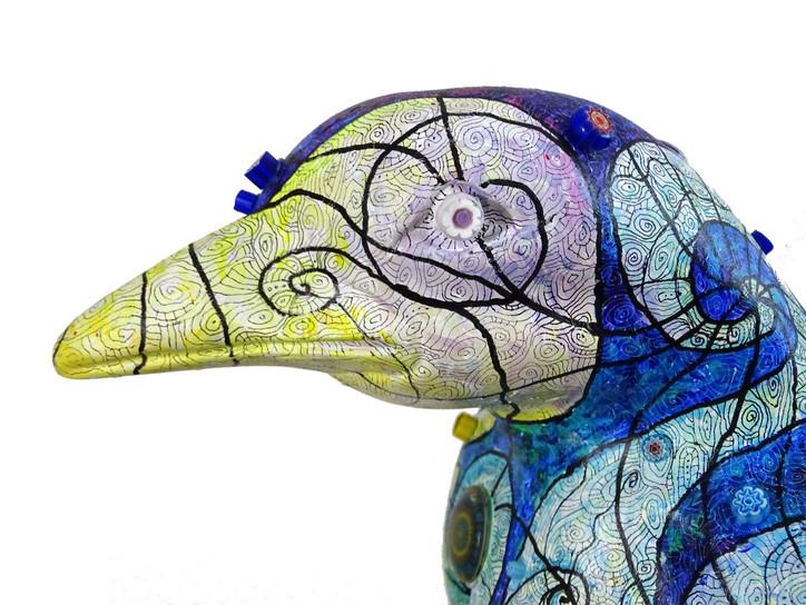 De Abstracte Pinguïn