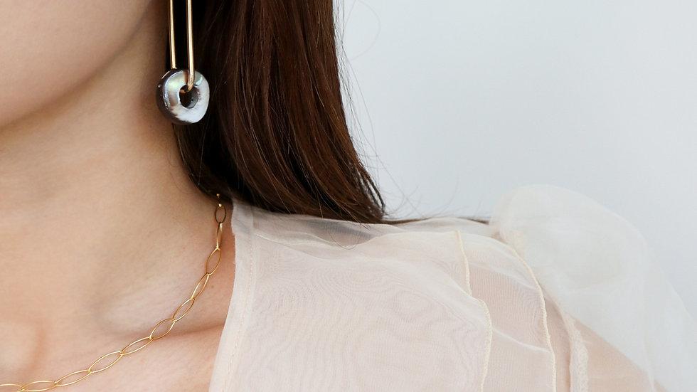 Kami Mother of Pearl Earrings