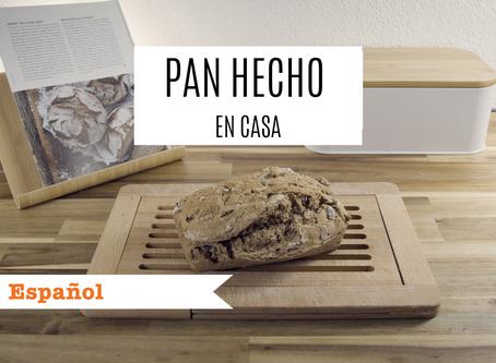 Pan hecho en casa, rápido y fácil!