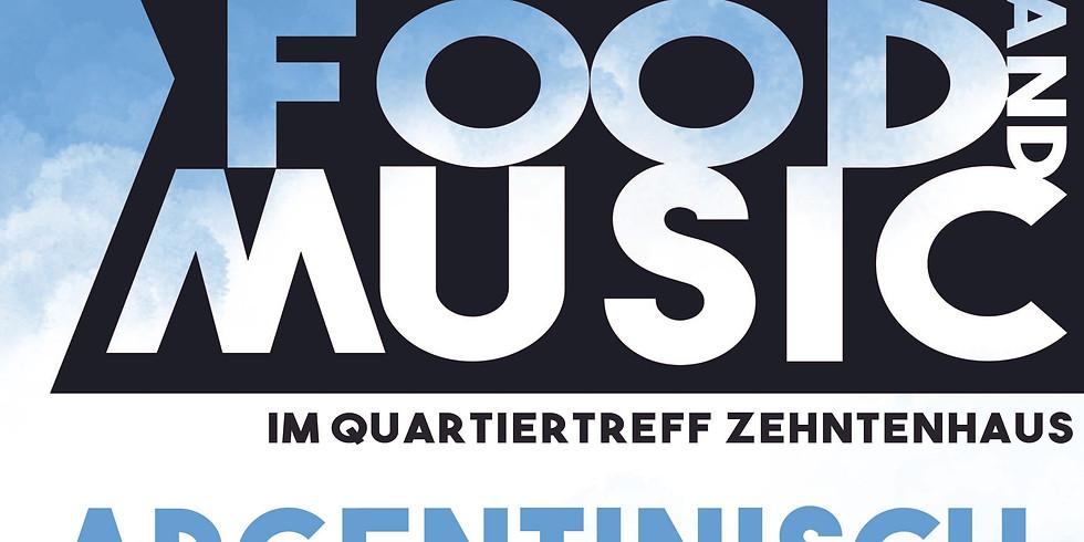 World food & music: Argentinisch