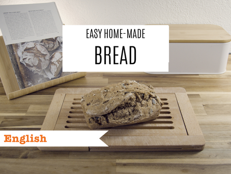 Fast and easy home-made bread!