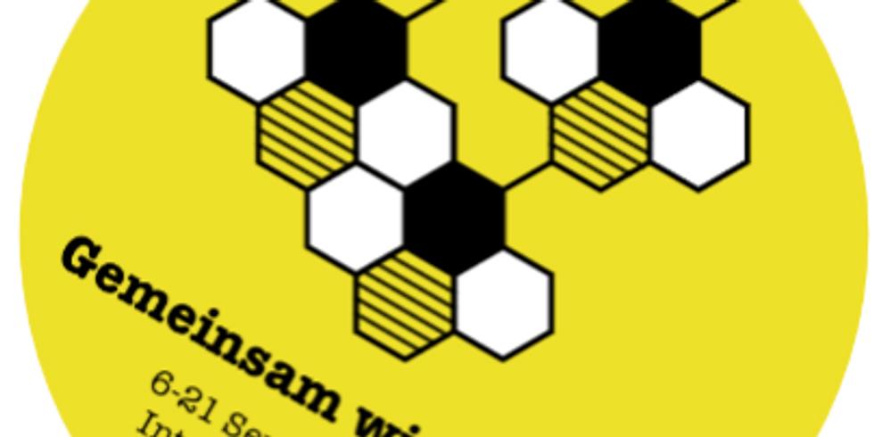 Gemeinsam wie Bienen!!!!!