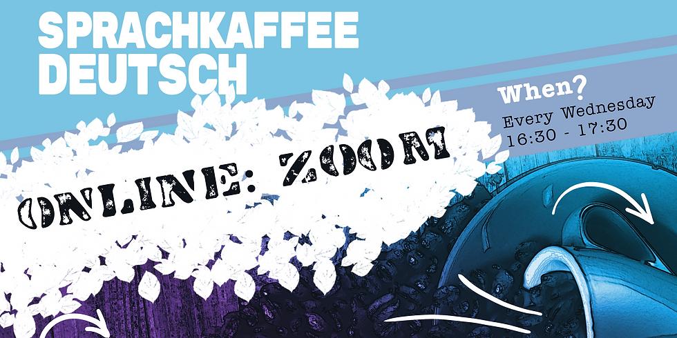 Sprachkaffee Deutsch - ONLINE
