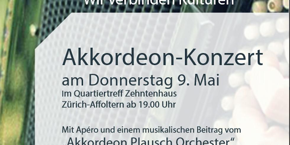 Akkordeon Konzert - Cultural Lab!