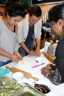Welttisch Cooking Workshop