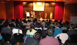 """Theater Group """"Teatro del Entusiasmo"""