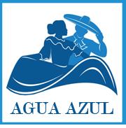 Mexikanosche Tanzgruppe Agua Azul