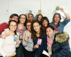 Workshops for Volunteers