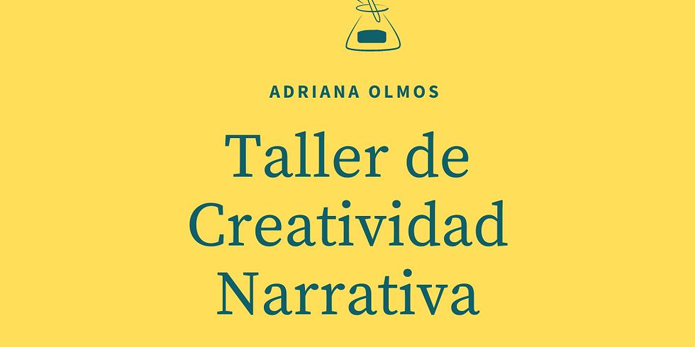 ONLINE: Taller de Creatividad Narrativa