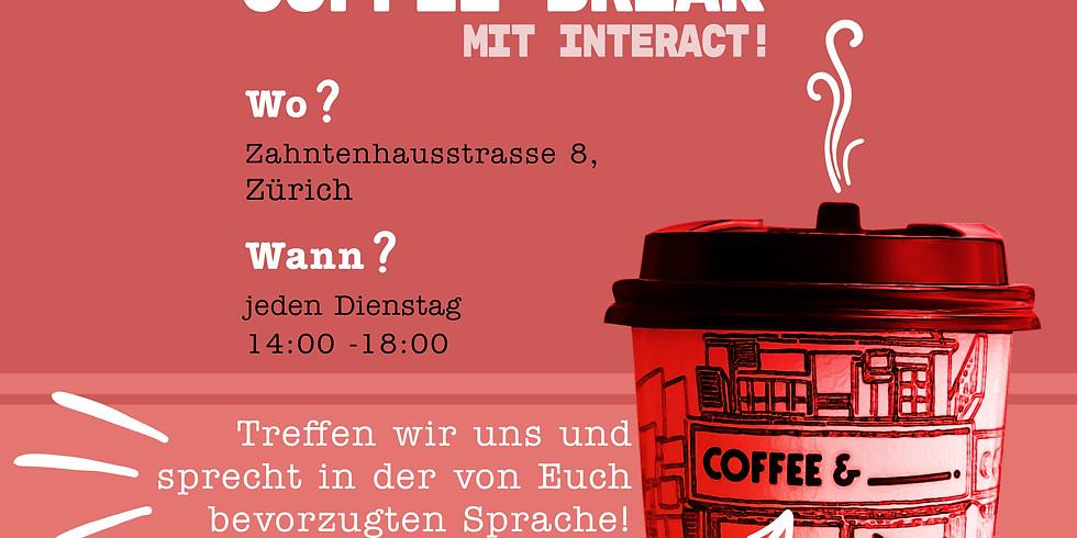 Coffee Break mit InterAct!