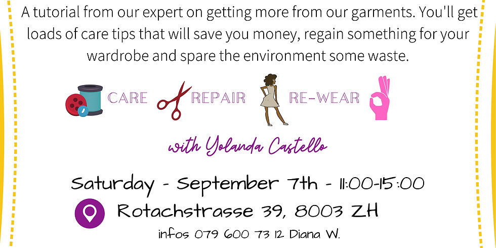 Clothes Upcycling and Potluck Brunch